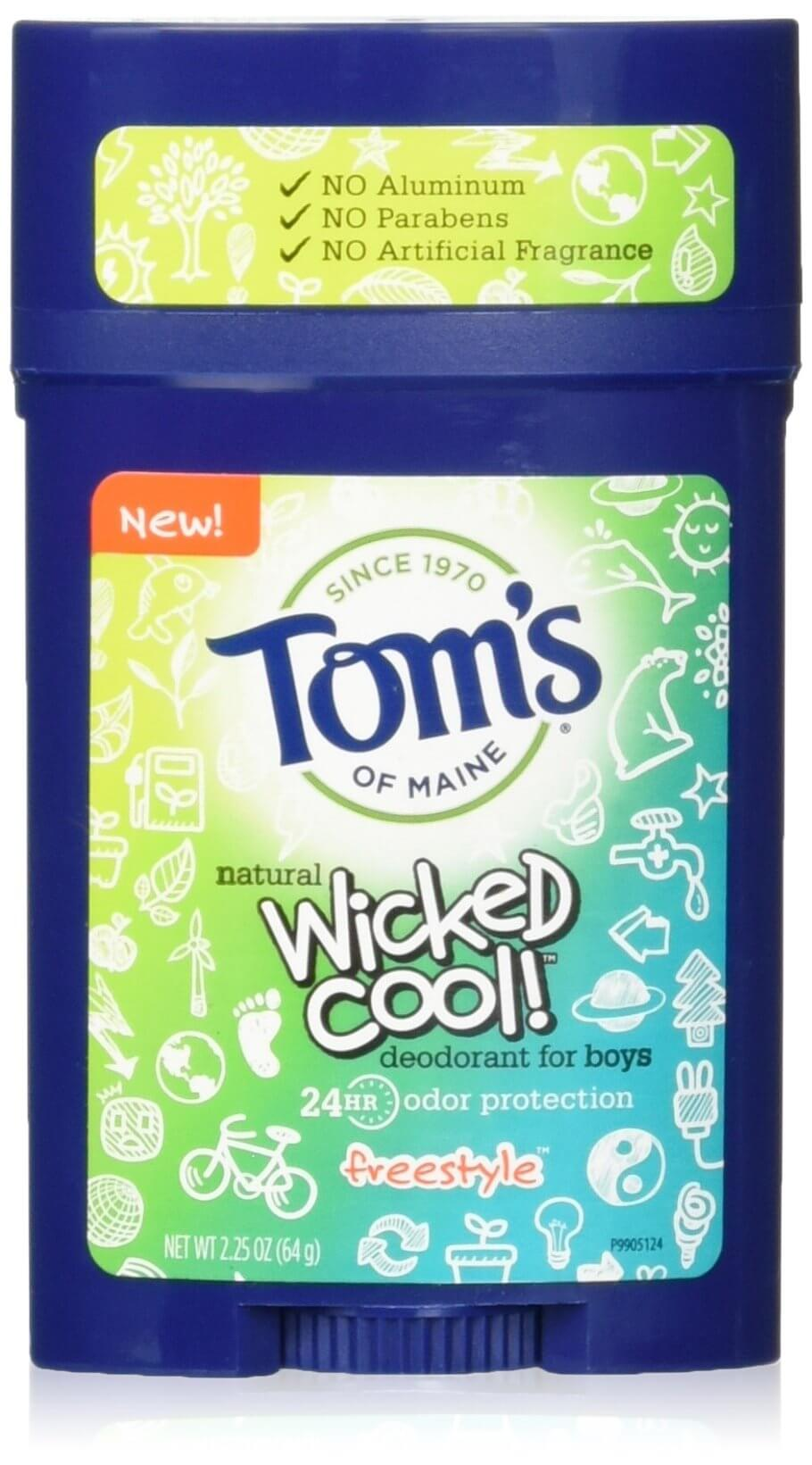 The Best Deodorant For Kids And The Safest Thompson Tee
