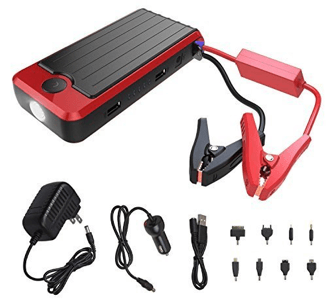 PowerAll Supreme 600A Car Jumper Set