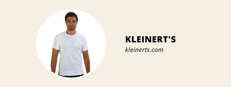 kleinerts sweat proof undershirt review