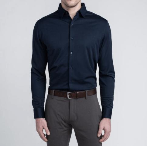 Dress shirts that do not show sweat thompson tee for How to not sweat through dress shirts
