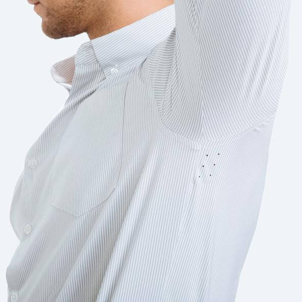 Ministry Of Supply's Aero Button Down — Professional Clothes For People Who Sweat