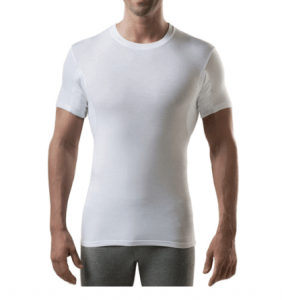 Thompson Tee men's sweat proof bamboo shirt