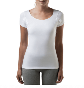 Thompson Tee women's sweat proof bamboo shirt