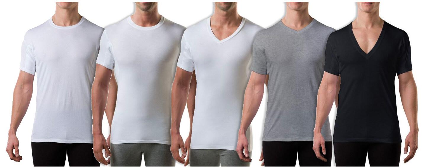 Undershirt With Dress Shirt Kamos T Shirt