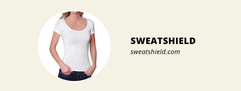 sweatshield sweat proof undershirt review