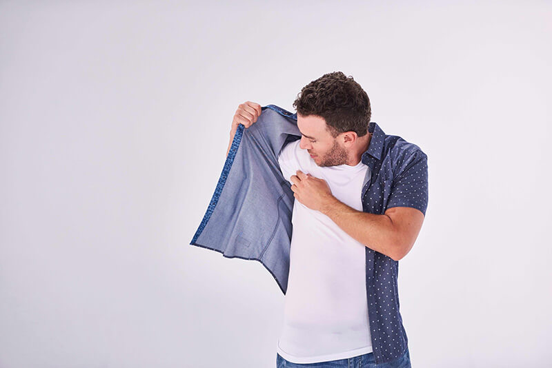 How to Get Rid of Body Odor: 5 Quick, Natural Solutions - Thompson Tee
