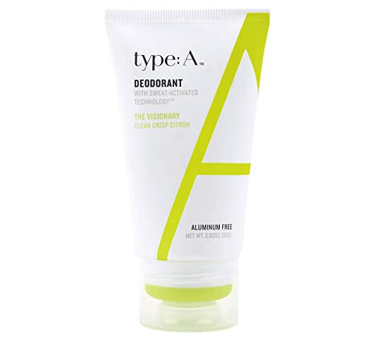 The Best Natural Deodorant For Heavy Sweating Thompson Tee