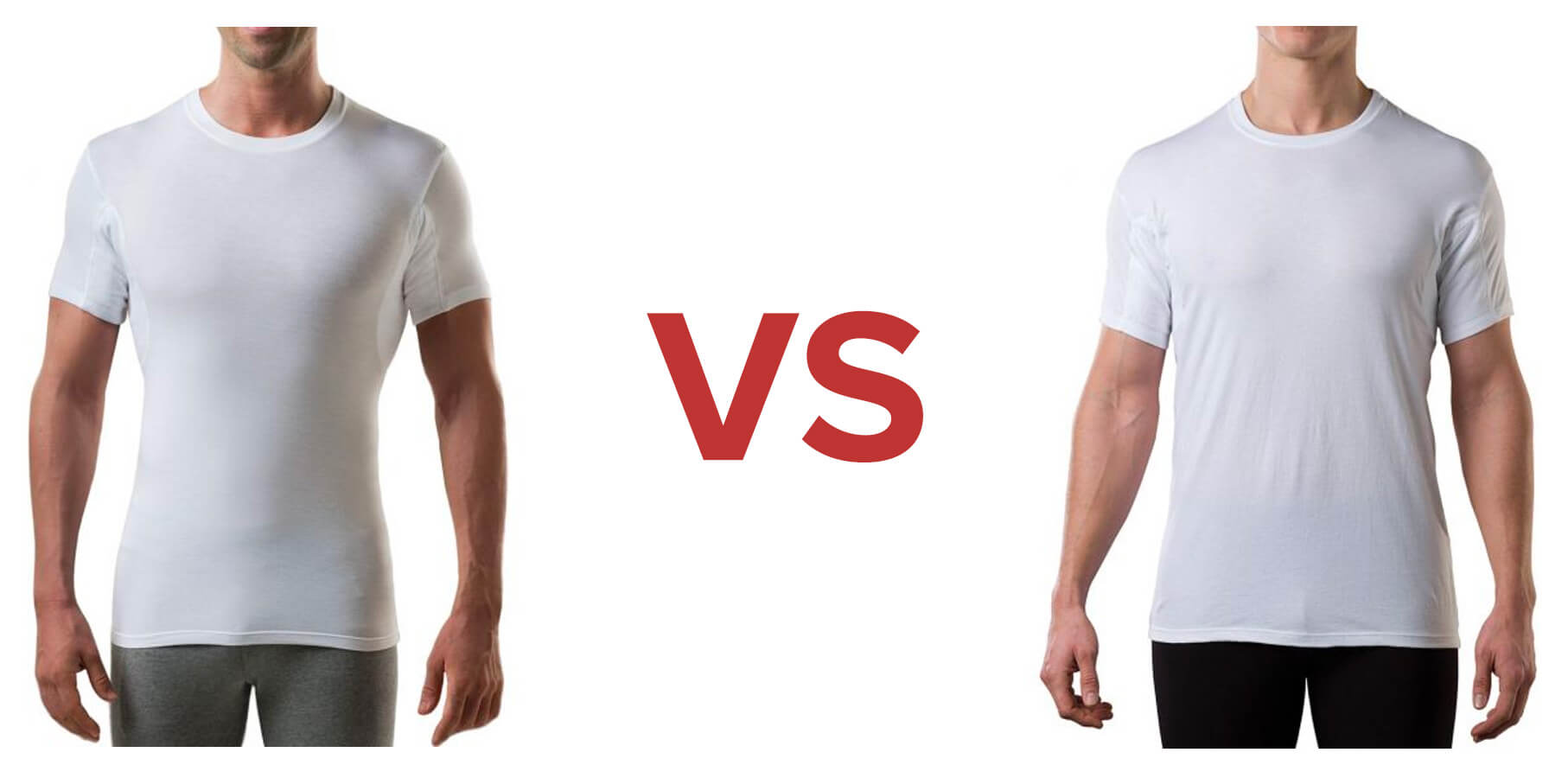 How to find the right sweat proof thompson tee for your for How to not sweat through a shirt